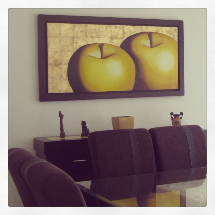 Cuadro manzanas urbaLife